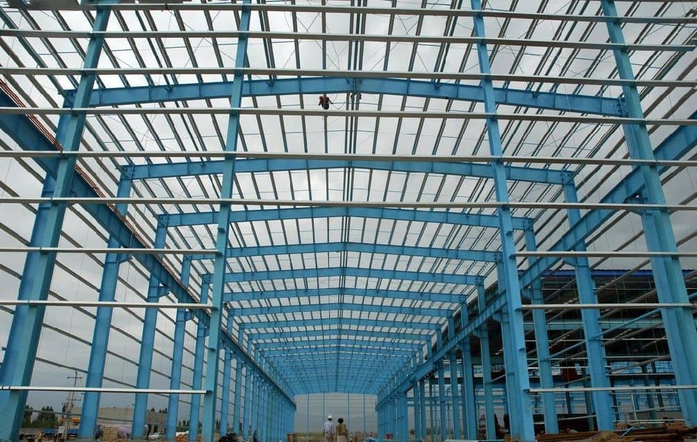 STRUCTURE WEIGHT BUILDING
